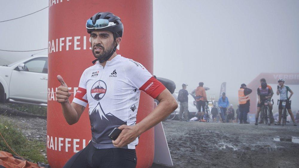 Bien que retraité du circuit World Tour depuis 2017, Alberto Contador est loin d'en avoir terminé avec le monde du cyclisme.