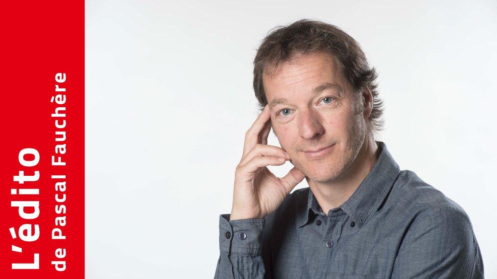 Pascal Fauchère, rédacteur en chef adjoint