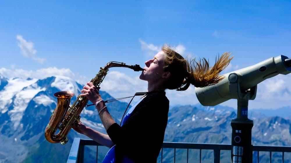 Le Verbier festival en quête d'un nouveau souffle après son quart de siècle fêté l'an dernier.