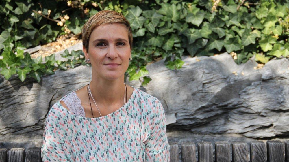 Yaëlle Linder-Berrebi, cheffe de projets à la Fondation pour le développement durable des régions de montagne.