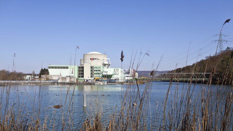 Argovie: arrêt d'urgence de la centrale nucléaire de Beznau frappée par la foudre
