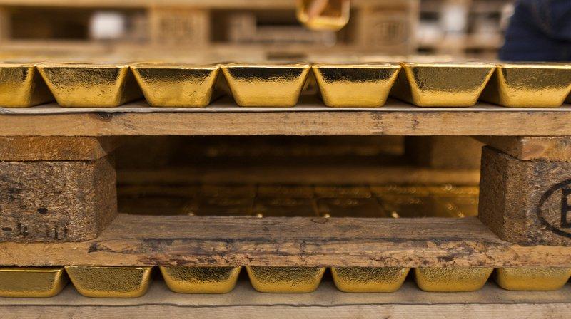 D'une valeur estimée de 28,8 millions de francs, le chargement d'or n'a toujours pas été retrouvé.