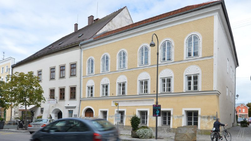 Autriche: la maison natale d'Adolf Hitler vendue à 810'000 euros à l'Etat
