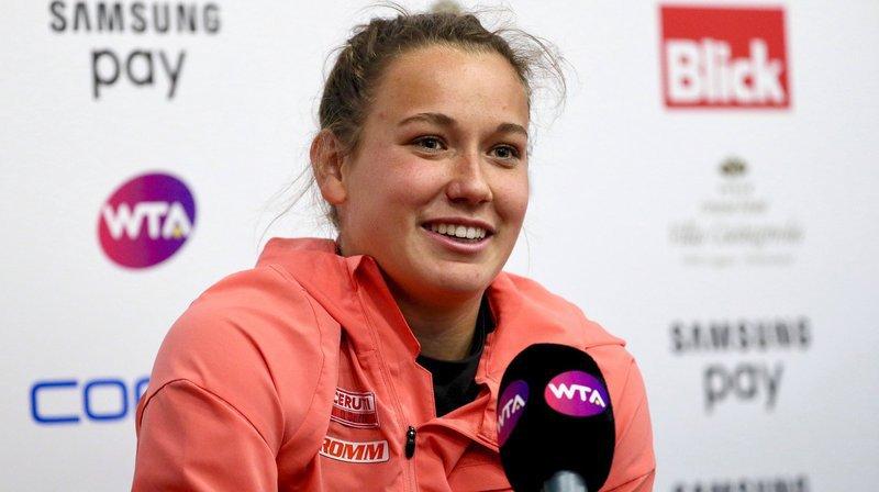 Ylena In-Albon peut avoir le sourire après son titre à Hambourg.