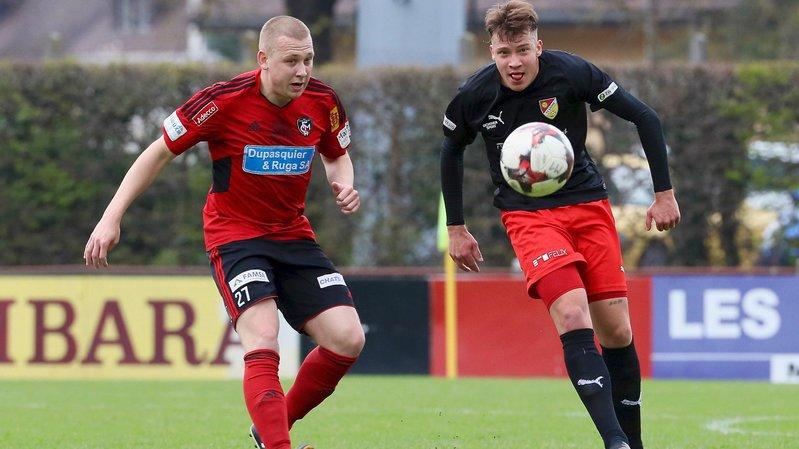 Deuxième ligue inter: Monthey vise le haut, Sierre, Conthey et Saint-Maurice feront de leur mieux