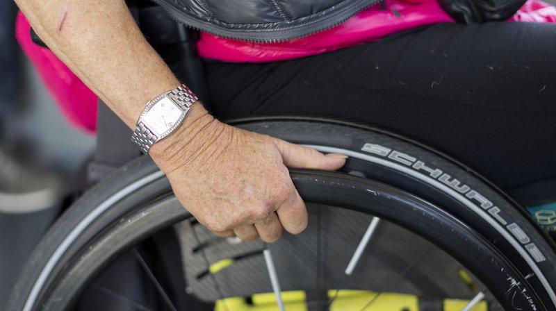 Ce paraplégique s'estimait victime de discrimination.