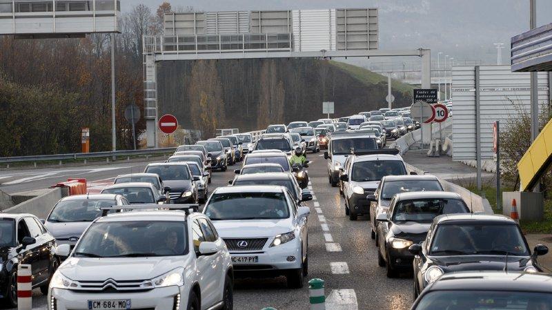 Marché du travail: la Suisse redevient attractive pour les frontaliers