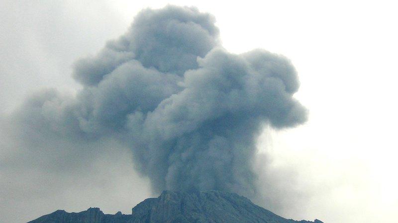 Le volcan Ubinas, dont le sommet atteint 5672 mètres, est le plus actif du Pérou. (Archives)
