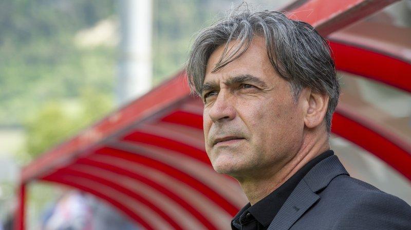 Maurizio Jacobacci est le nouvel entraîneur de Bellinzone.
