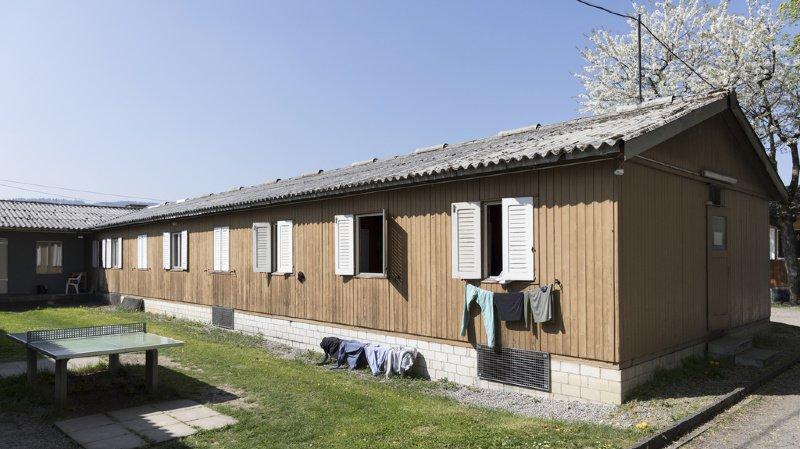 Asile: moins d'un lit sur deux est occupé aujourd'hui en Suisse, certains centres pourraient fermer