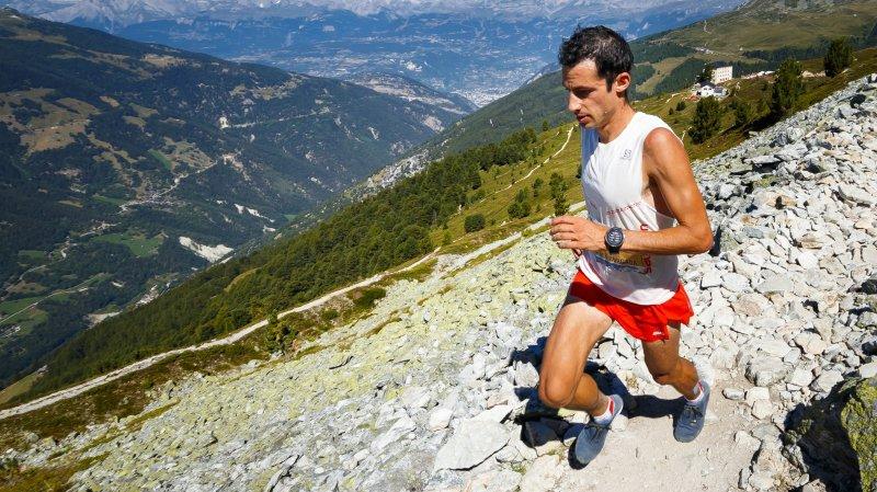 Kilian Jornet court vers un septième sacre, dix ans après son premier succès en Valais.