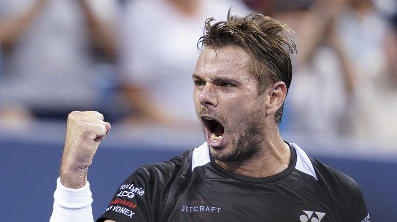 Tennis – Masters 1000 de Cincinnati: Stan Wawrinka bat à nouveau le Bulgare Grigor Dimitrov