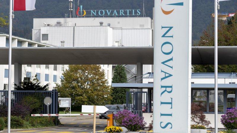 Novartis accusé d'avoir utilisé des données manipulées pour l'un de ses médicaments