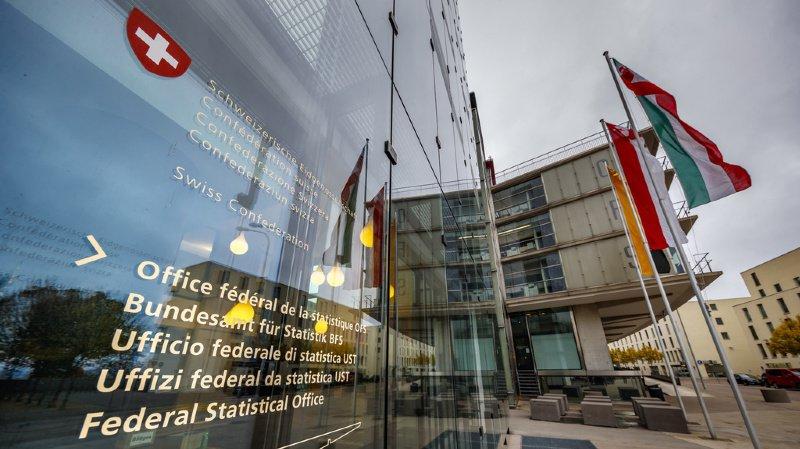 Le fichier central sera géré par l'Office fédéral de la statistique.