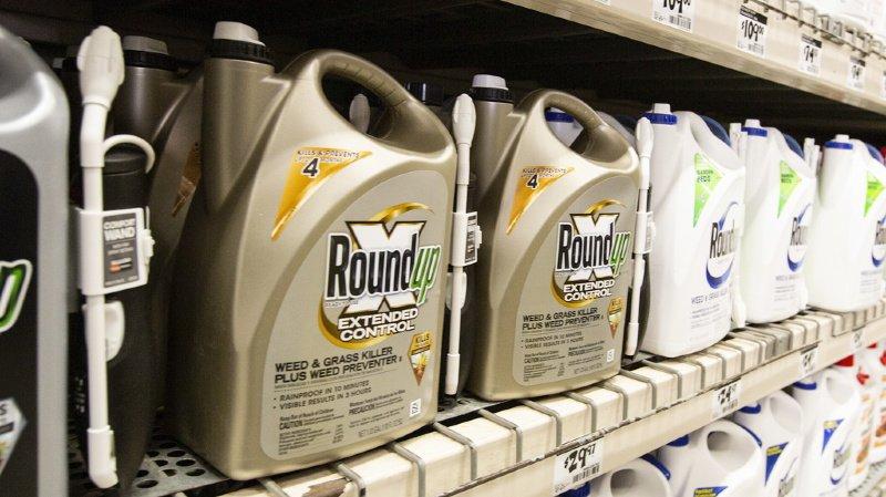 Pesticides: la mention cancérigène sur les étiquettes de glyphosate pas autorisée aux Etats-Unis