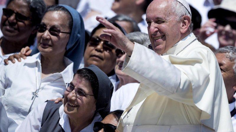 Vatican: pour le pape François, la prostitution est une «maladie de l'humanité»