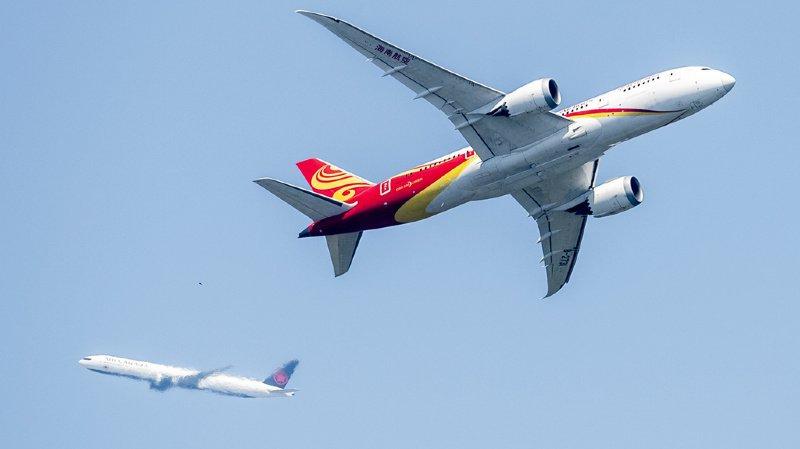 Transport aérien: Berne va étendre l'obligation d'annonce de données des passagers à plusieurs villes