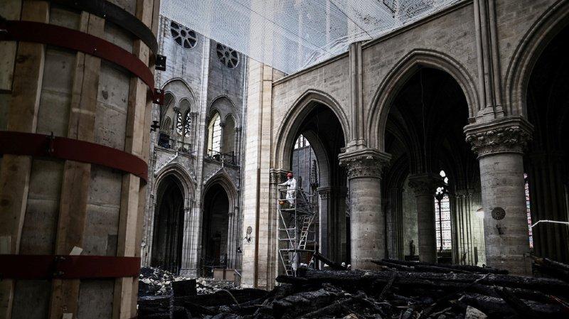 France: le projet de loi de restauration de Notre-Dame adopté au Parlement