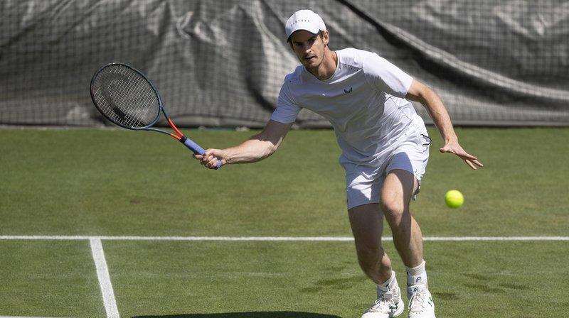 Tennis: Andy Murray espère faire son retour en simple en août dès le tournoi de Cincinnati
