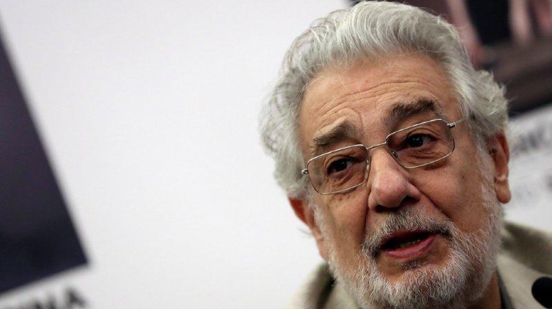 """Placido Domingo s'est dit troublé par ces accusations qu'il juge """"inexactes""""."""