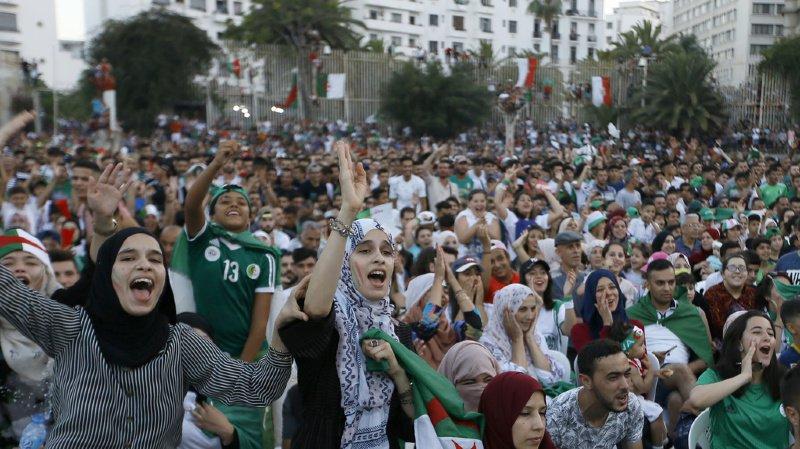 Les supporters algériens se rendront en nombre en Egypte.
