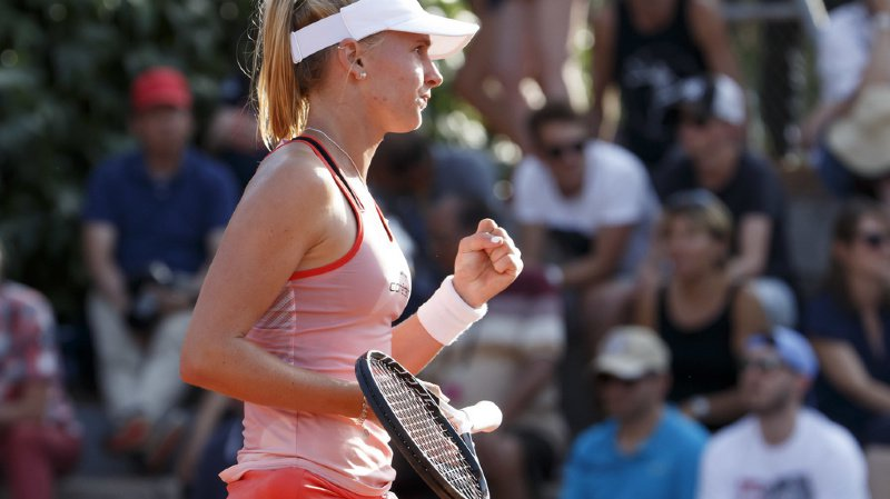 Tennis - Ladies Open de Lausanne: Jil Teichmann remporte le derby face à Timea Bacsinszky