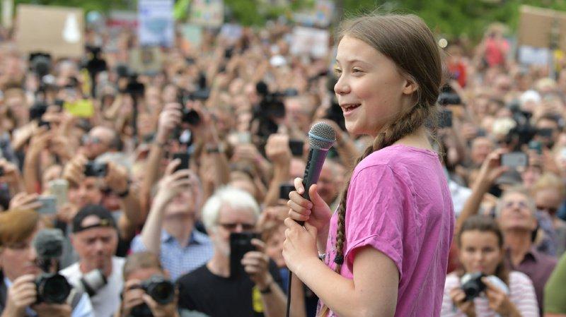 Climat: Greta Thunberg, pasionaria du climat, est à Lausanne. Mais qui est-elle vraiment?