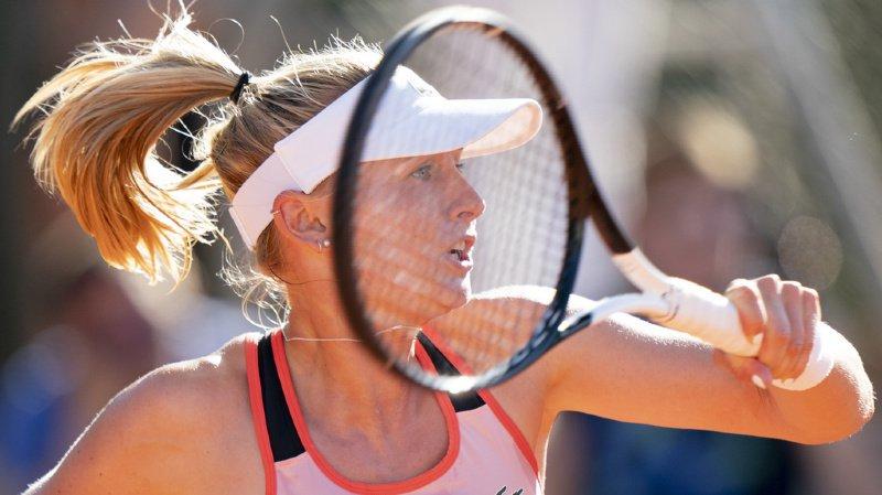 Ce samedi, Jil Teichmann affrontera la gagnante de la rencontre entre la Championne de Lausanne Fiona Ferro (WTA 75) et la Russe Liudmila Samsonova (WTA 144). (photo d'archives)