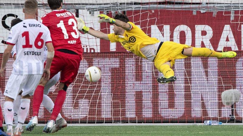 Super League: Xamax fait match nul avec Thoune, Lucerne s'impose 2-0 à Saint-Gall