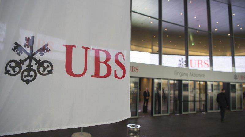 Banques: près d'un 1,4 milliard de bénéfice pour l'UBS au deuxième trimestre