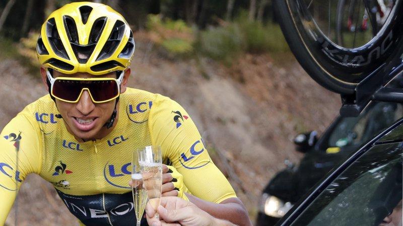 Cyclisme - Tour de France: Caleb Ewan remporte la dernière étape, Egan Bernal couronné à 22 ans