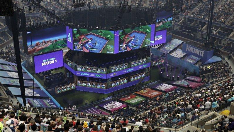 E-sport: 5 Suisses ont participé à la première Coupe du monde de Fortnite