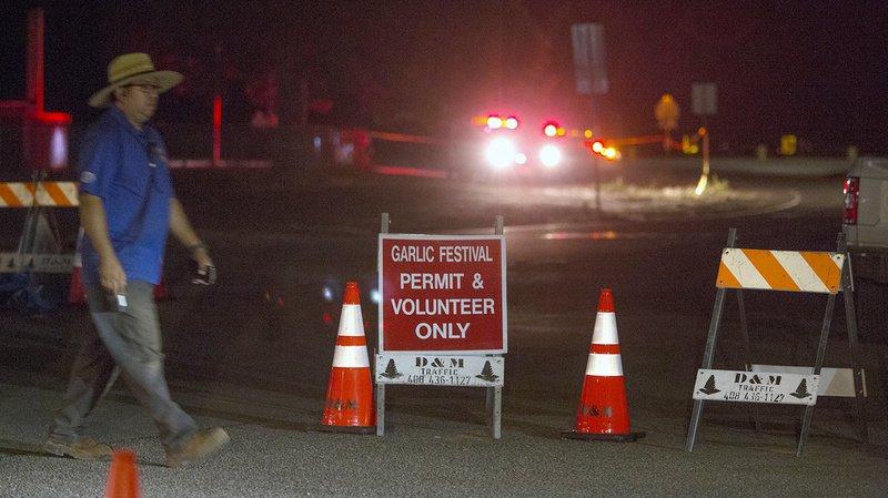 États-Unis: au moins trois morts lors d'une fusillade dans un festival en Californie, l'auteur abattu