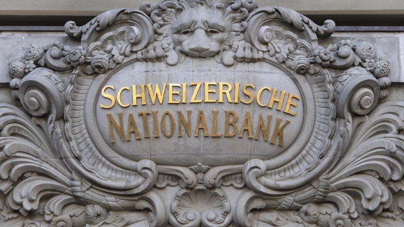 Banque nationale suisse: bénéfice de 38,5 milliards au premier semestre