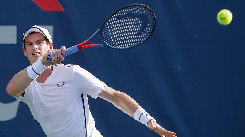 Tennis: Andy Murray fait son retour en simple à Cincinnati
