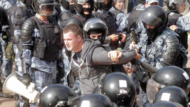 Russie: Paris et Berlin dénoncent les arrestations d'opposants à Moscou