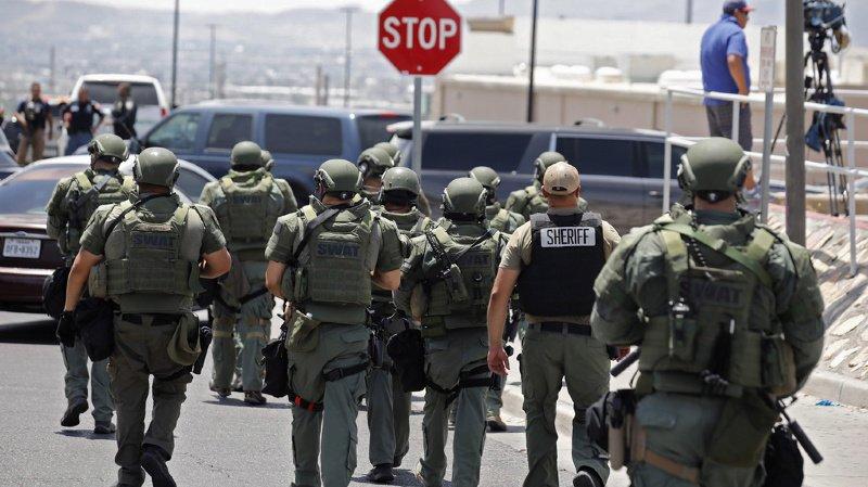 États-Unis: une fusillade a fait 20 morts et 26 blessés dans un centre commercial au Texas