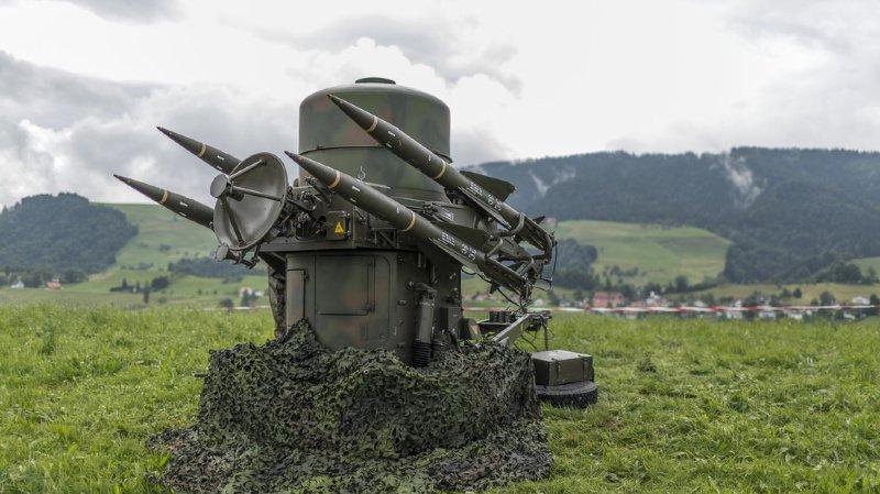 Armée: les nouveaux systèmes de défense sol-air seront bientôt testés