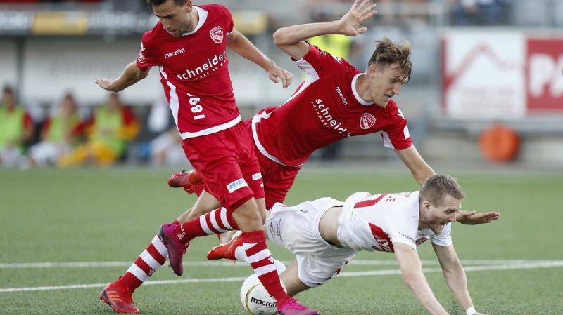 Football – Europa League: Thoune battu à domicile par le Spartak Moscou