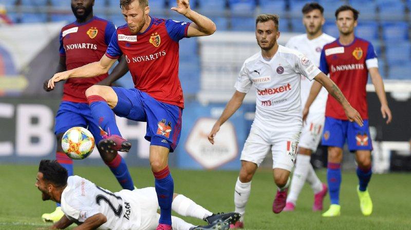 Football – Super League: première défaite de la saison pour Servette