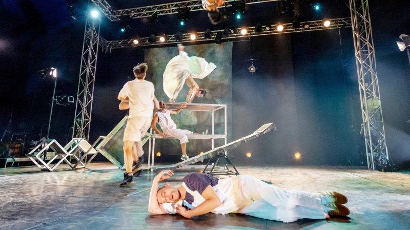 Crans-Montana: une troisième fois, le cirque tutoiera les sommets