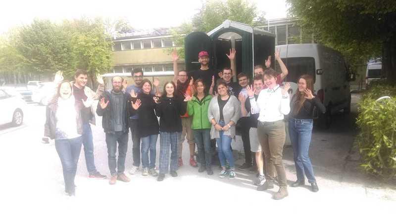 Les membres du Groupe Jeune Climat Valais nous racontent la marche à Lausanne