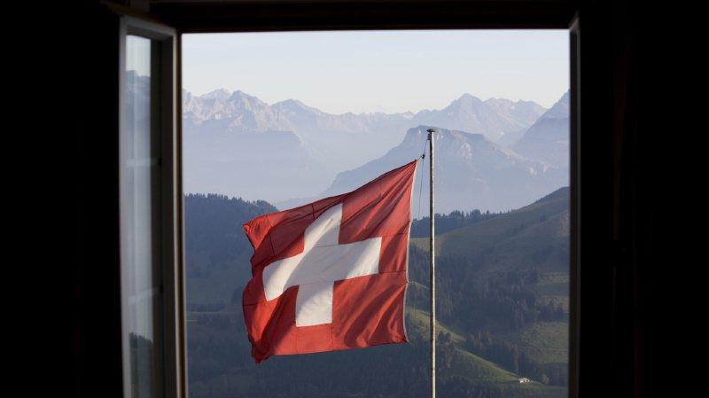 Un Helvète héroïque, une cabane éphémère et l'inondation de Zermatt… l'actu suisse vue du reste du monde