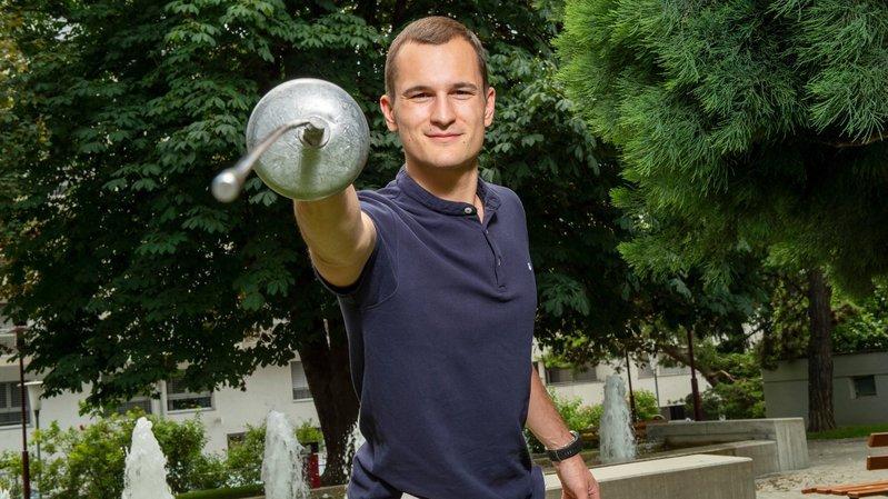 Lucas Malcotti a atteint son premier objectif. Vendredi, il affrontera le troisième mondial.