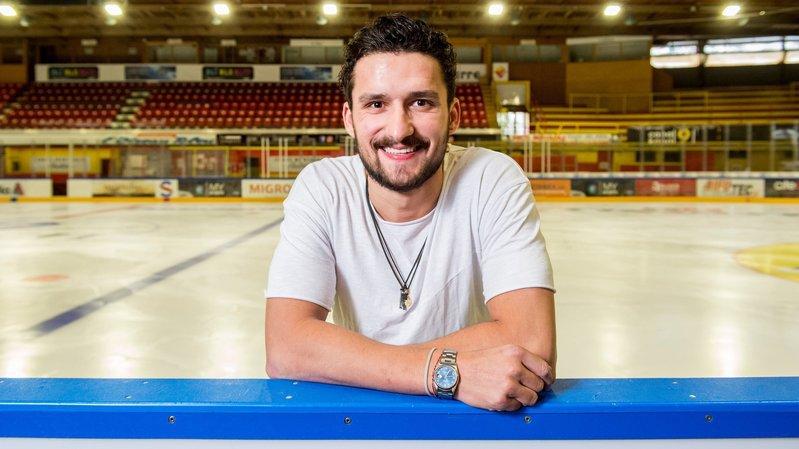 Vincent Praplan évoluera à nouveau sur les patinoires suisses cette saison.