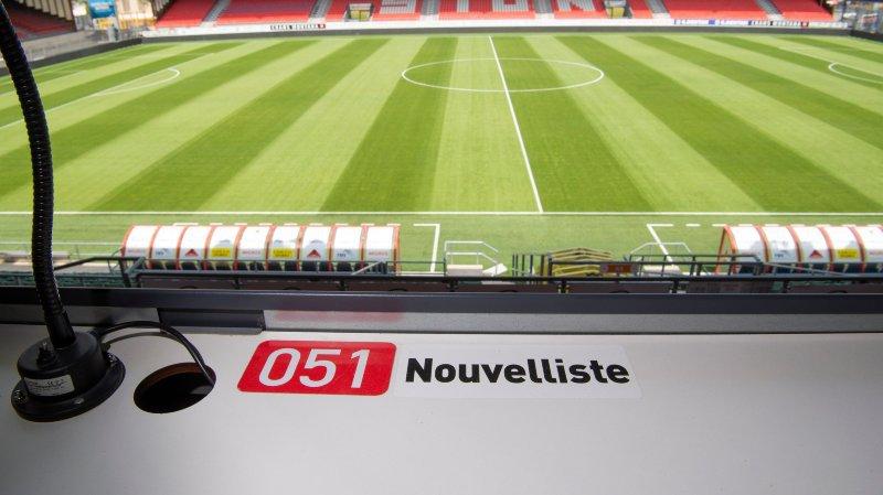 Le FC Sion maintient son boycott contre «Le Nouvelliste»