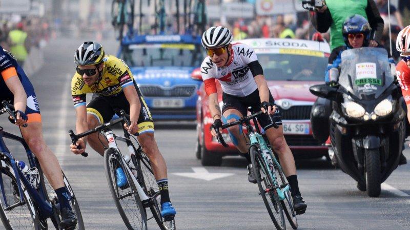 Cyclisme: Simon Pellaud sélectionné pour les championnats d'Europe