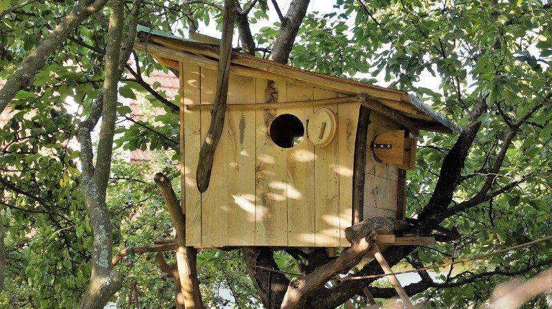 Permis de construire obligatoire pour une cabane dans les arbres