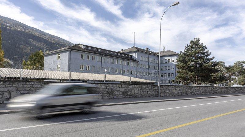 Les nonante militaires malades ont été confinés à la caserne de Sion.