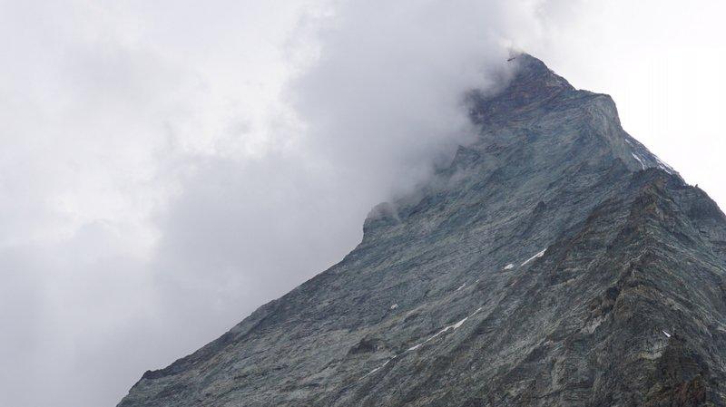 Les deux alpinistes se trouvaient à 4300 mètres lorsqu'ils ont fait une chute mortelle.